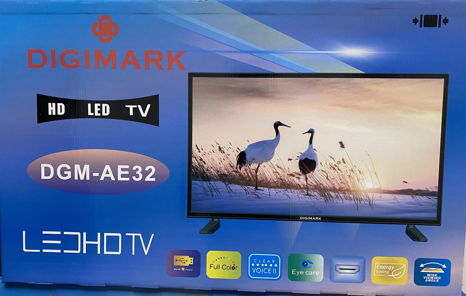 32 inch DIGIMARK tvs