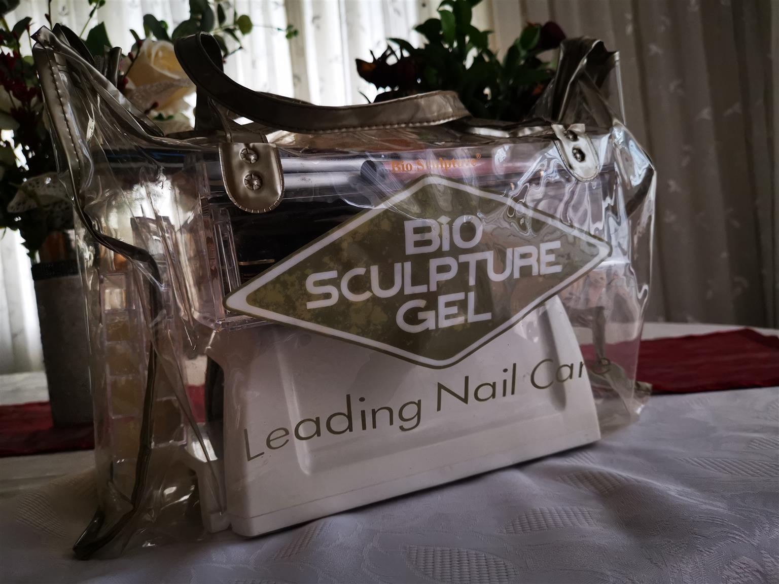Bio sculpture Nail kit