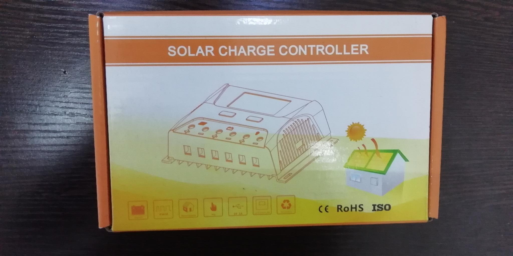 Auto PWM Solar Charge Controllers