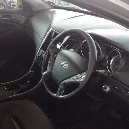 Hyundai Sonata 2.4 Gdi Automatic Diesel