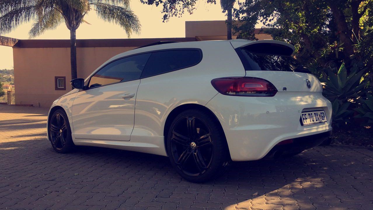 2013 VW Scirocco R