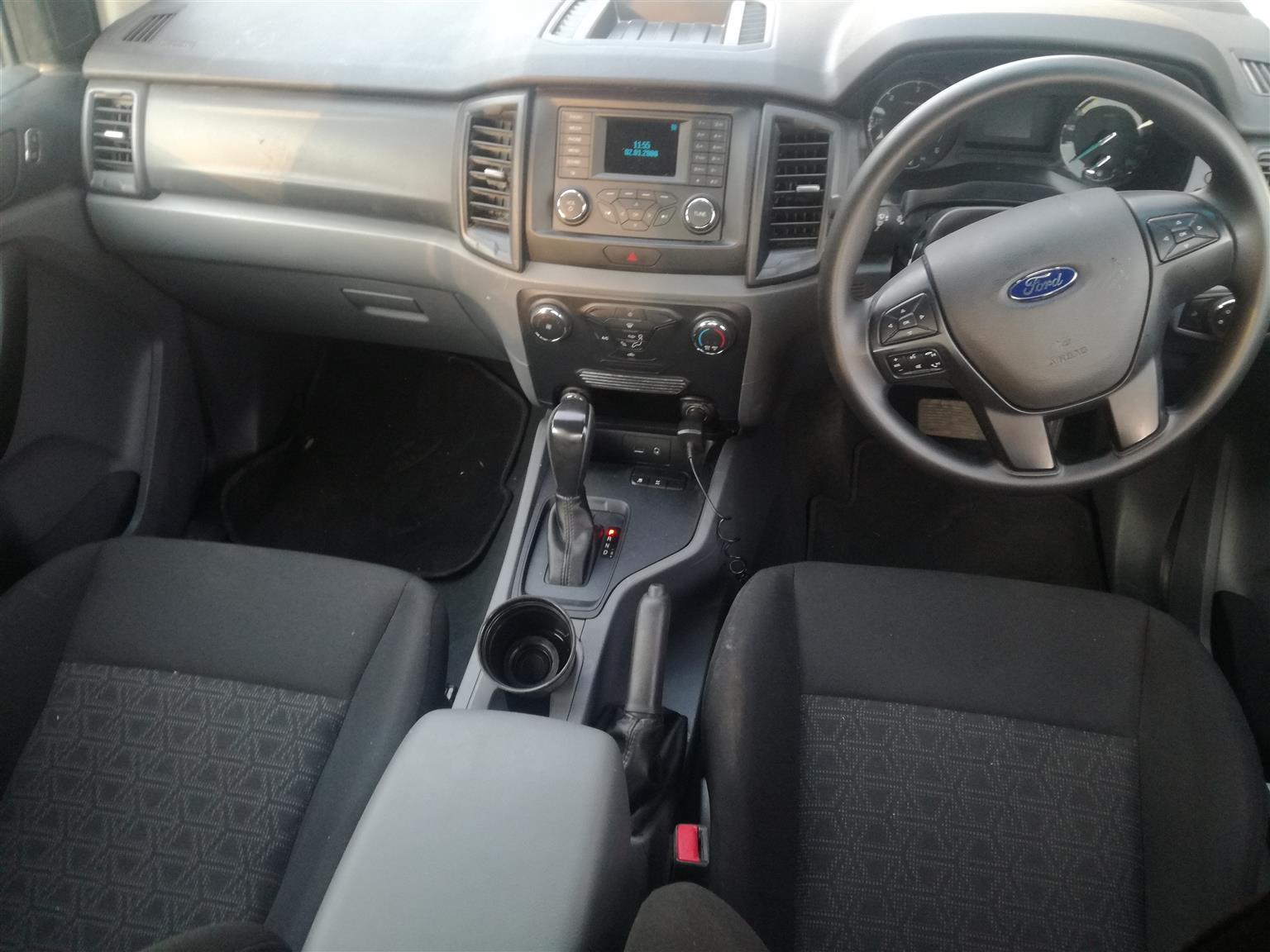 2017 Ford Ranger double cab RANGER 2.2TDCi XL 4X4 P/U D/C