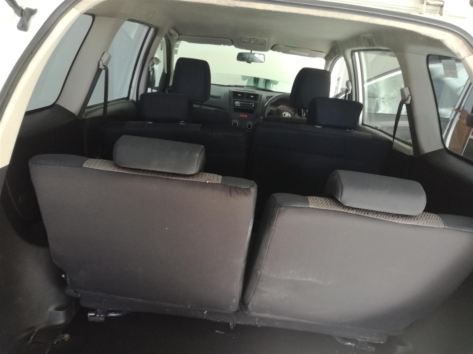 2015 Toyota Avanza 1.3SX