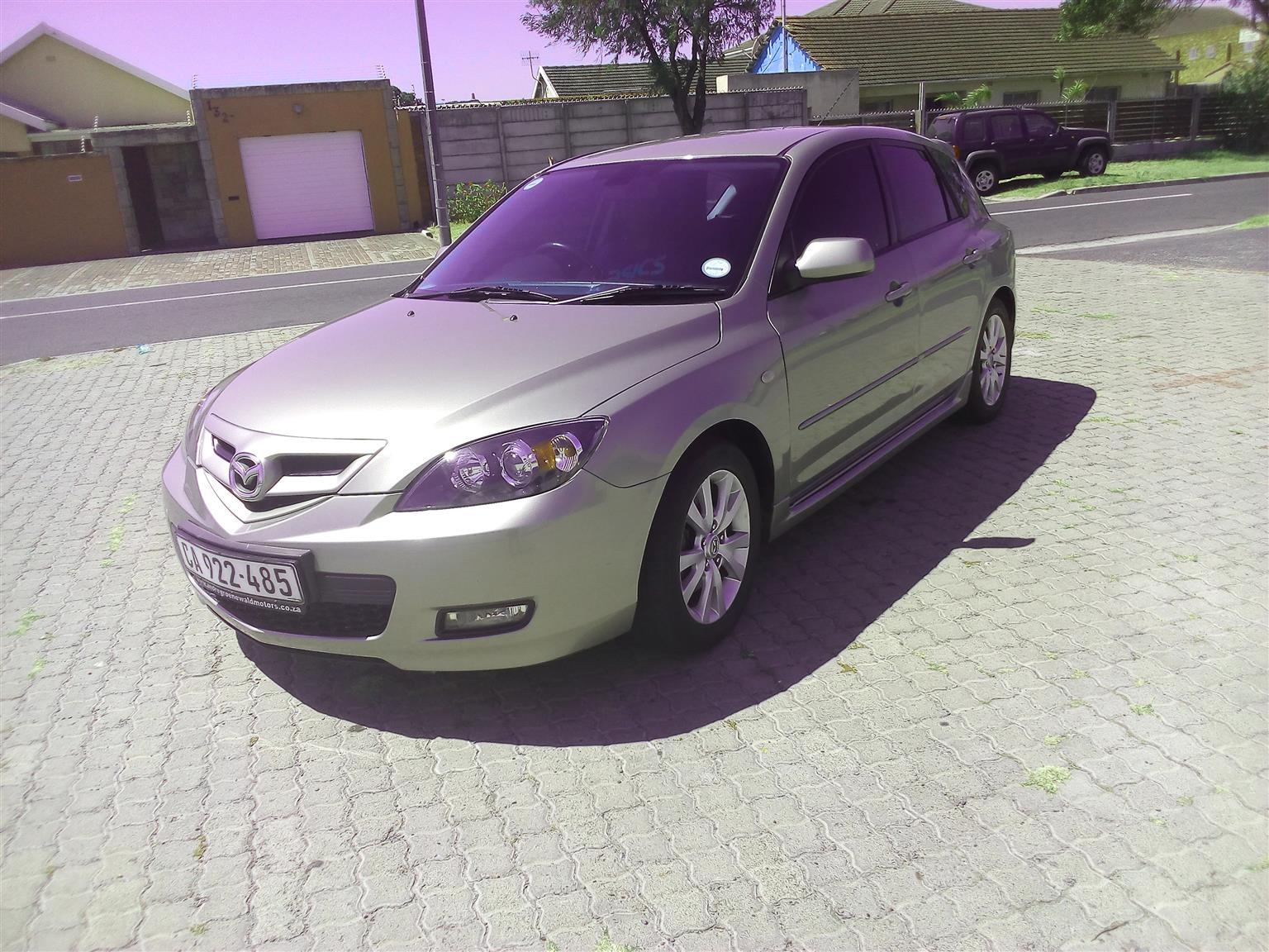 2009 Mazda 3 Mazda 1.6 Original