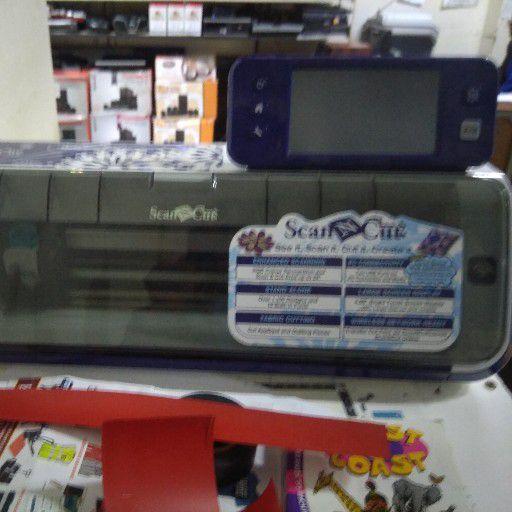 Brother CM900 Cut and Print Machine
