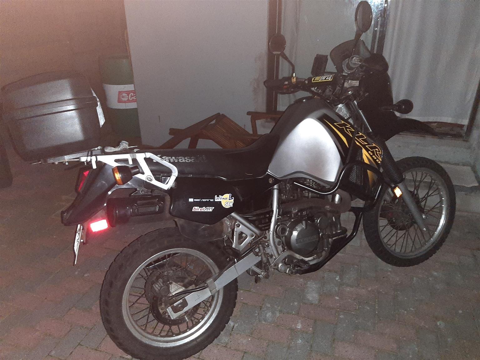 2005 Kawasaki KLR