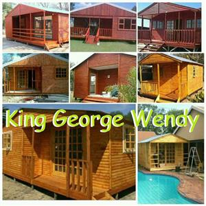 GOOD WENDY HOUSES, TREE FELLING AND ROOF LEAKAGES