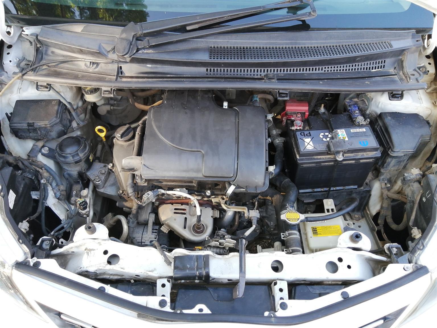 2014 Toyota Yaris 1.0 5 door T1 (aircon+CD)