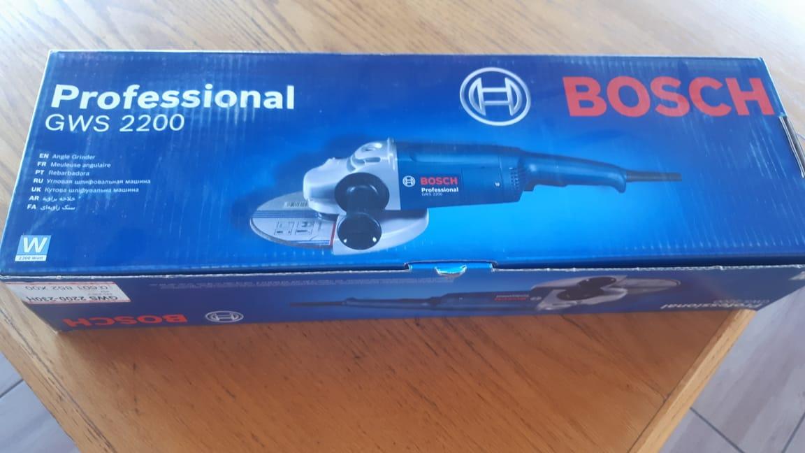 Bosch Grinder 230mm