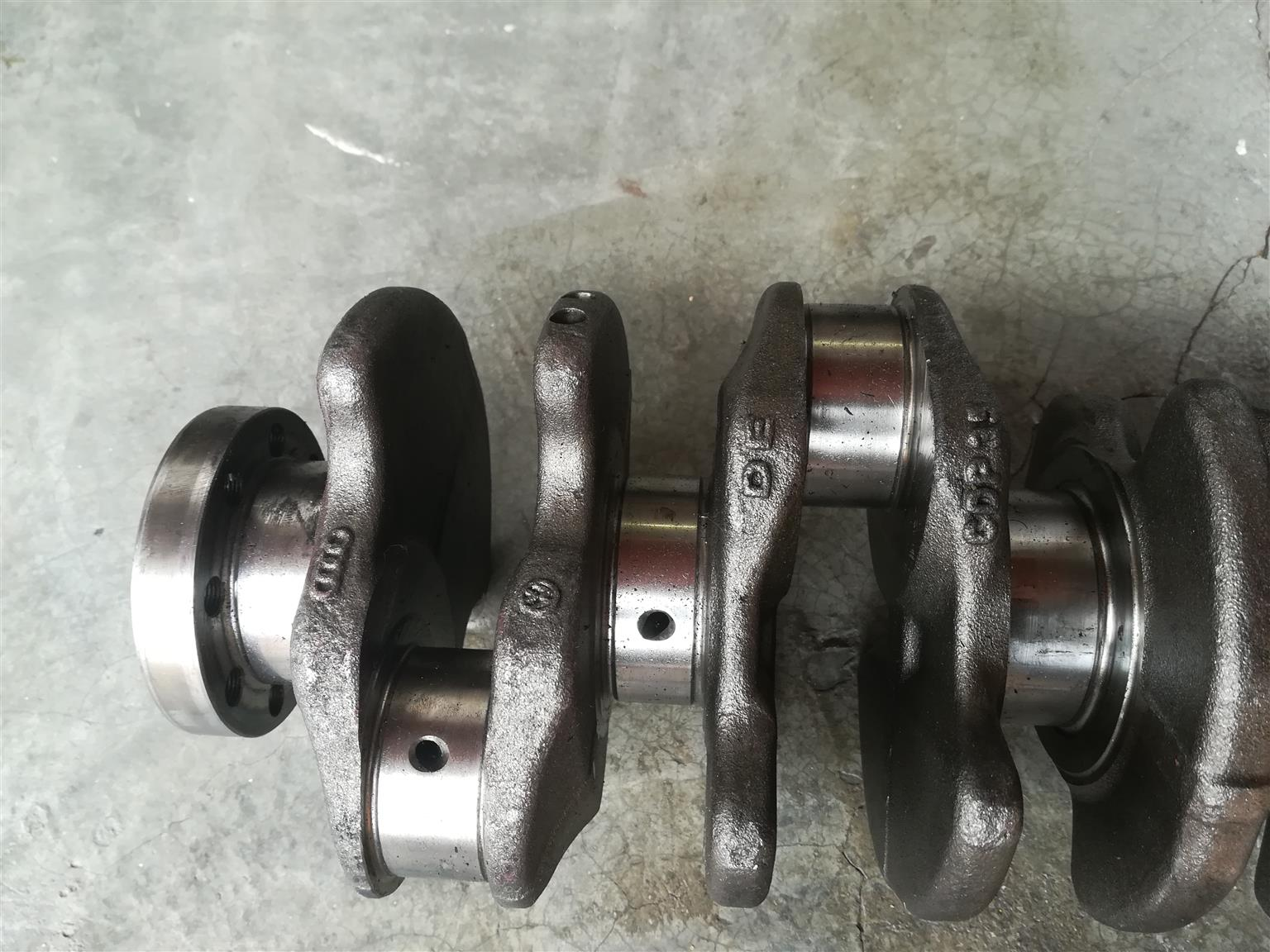 VW Crafter 2.5TDI BJK Crankshaft for sale