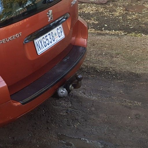 Towbar _ 307 Peugeot R1000