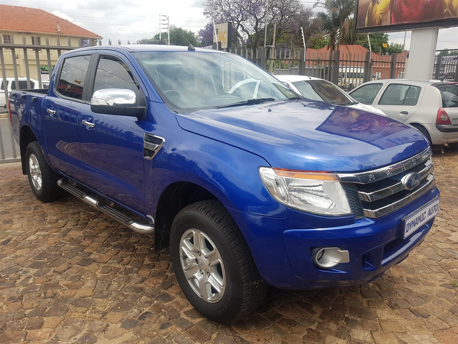 2014 Ford Ranger double cabRanger double cab