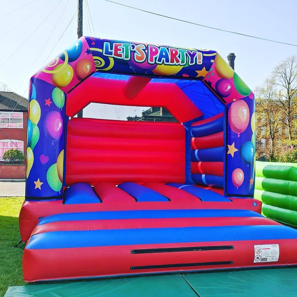 JUMPING CASTLES EASTER SPECIAL SALE 50% DISCOUNT
