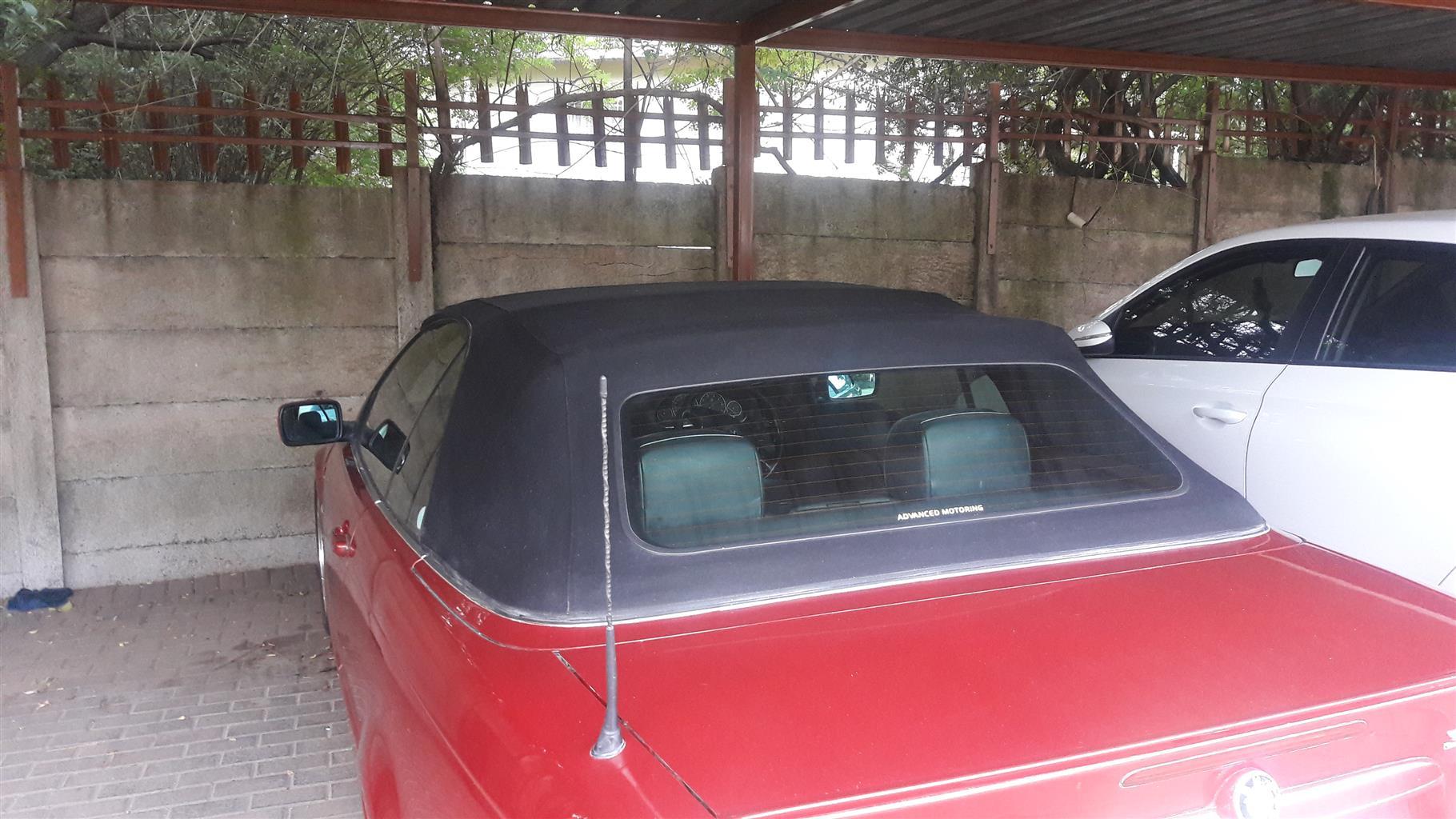 2004 BMW 3 Series 330i convertible