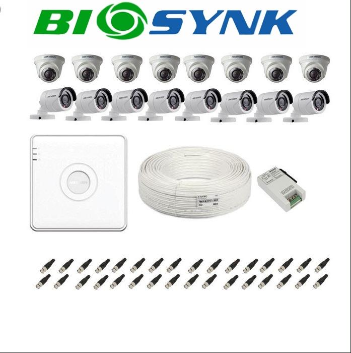 Hikvision 16Channel IP CCTV2MP