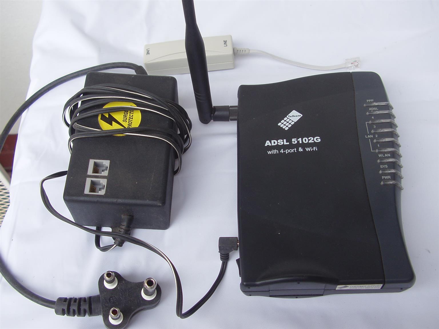 Telkom Wireless Modem - 5102G -with Wi-Fi