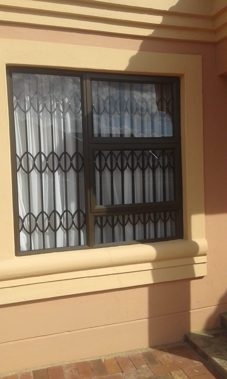 Velcro aluminium butler doors and windows