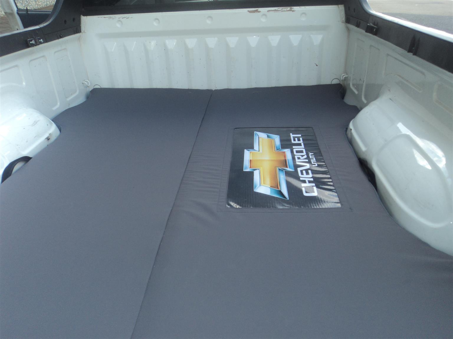 bakkie mattress and bench seat