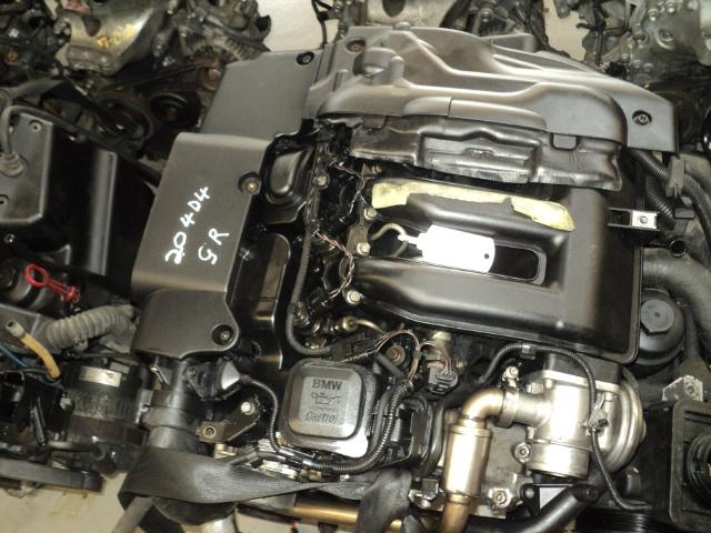BMW E46 320D ENGINE (204D1) - SPECIAL