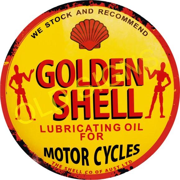 Vintage Metal Signs