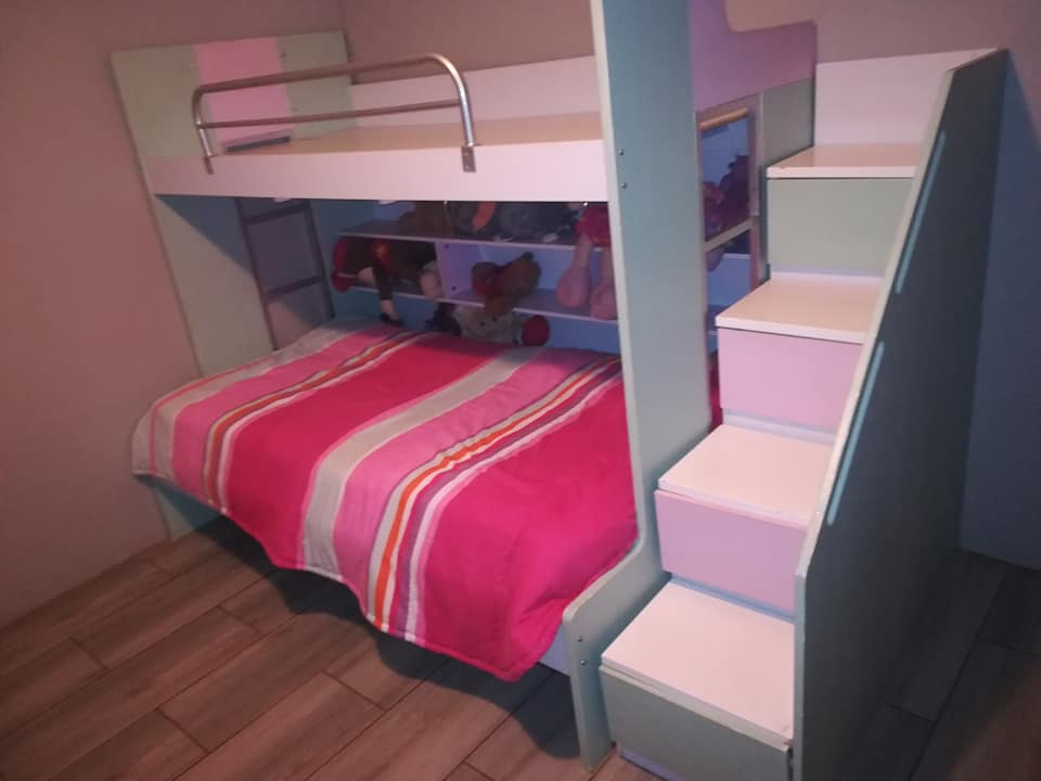 Double Bunk Bed For Sale Junk Mail
