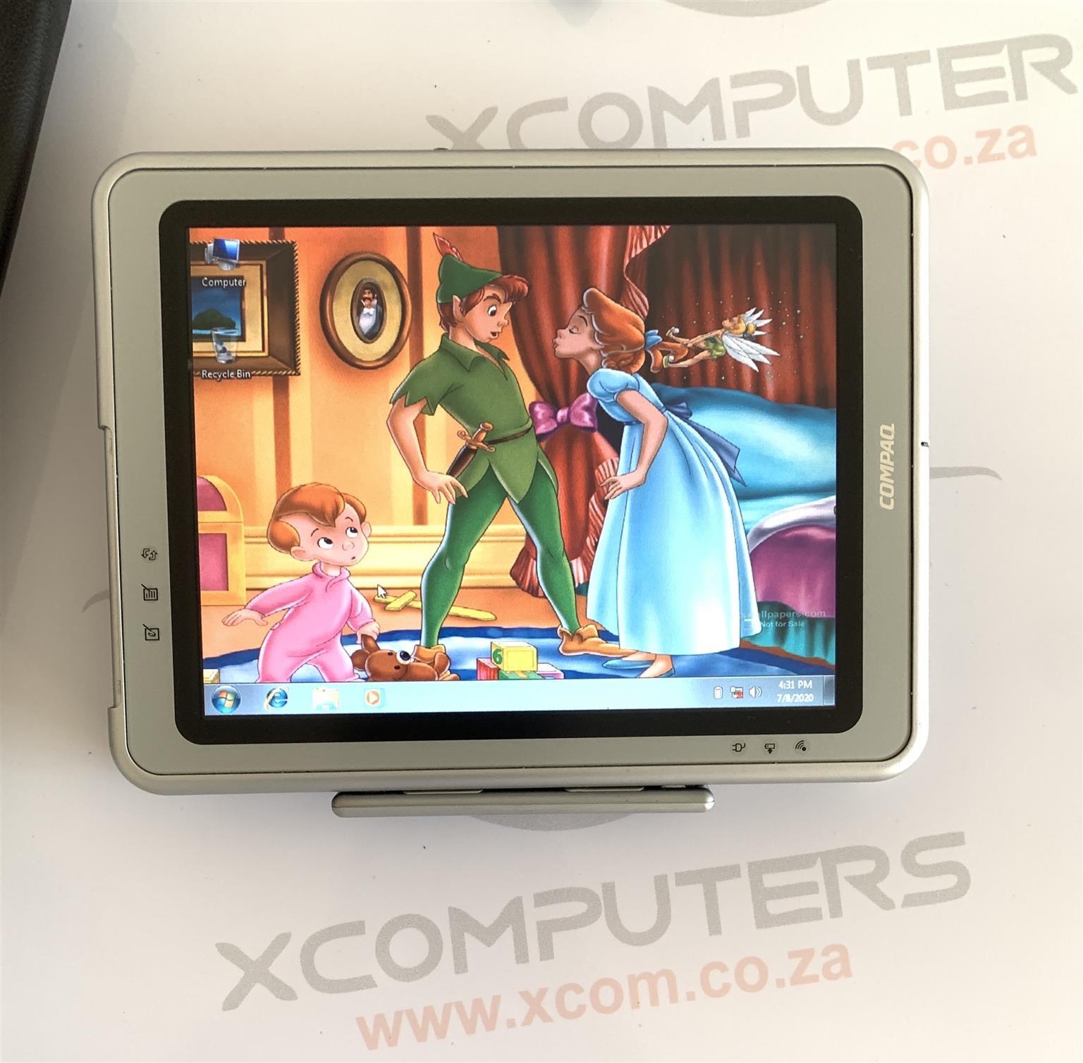 Compaq Swivel Beginners Basic Laptop R1200