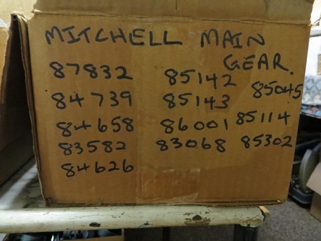 Mitchell drive gears Job Lot # 34