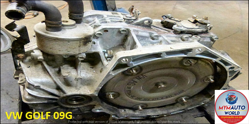 IMPORTED USED VW 09G AUTO GEARBOX FOR SALE