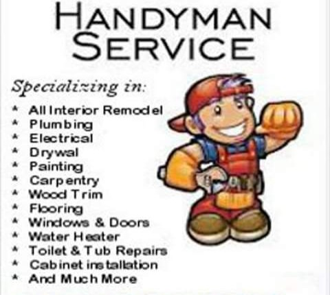 Handyman Do It All Junk Mail
