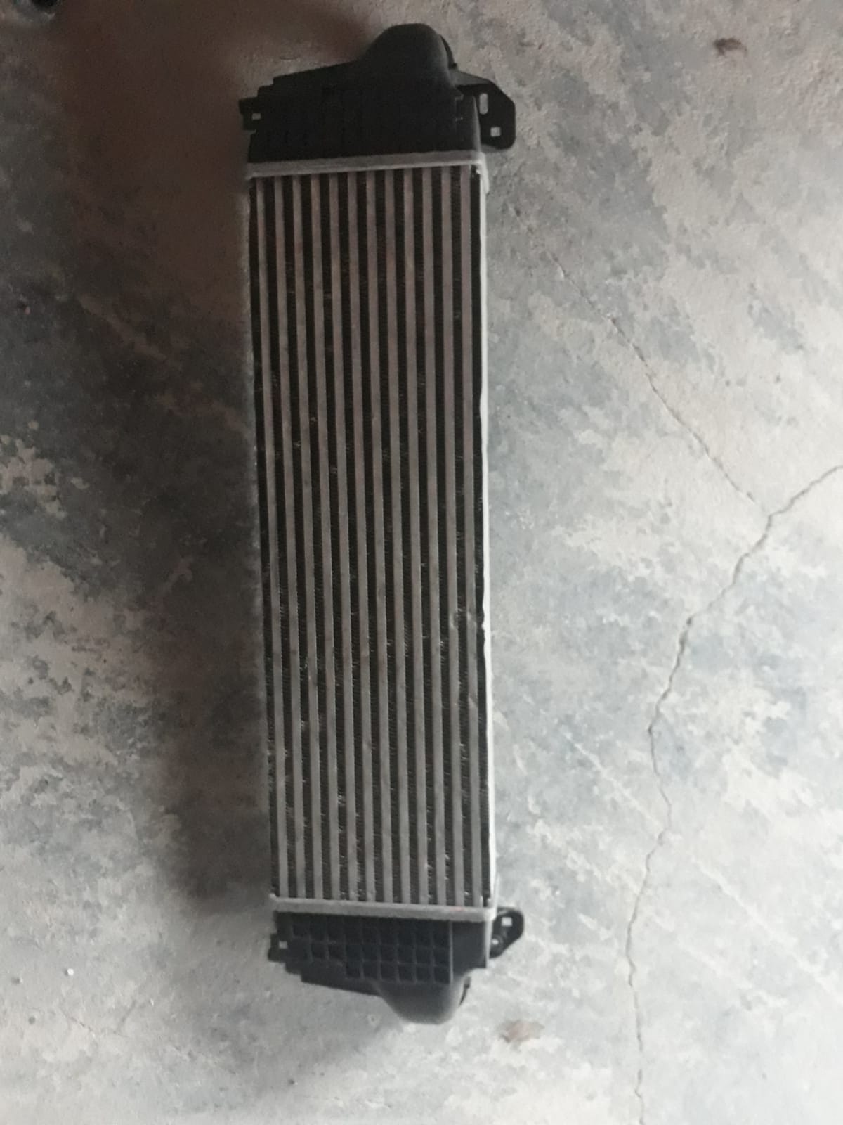 Iveco turbo and intercooler
