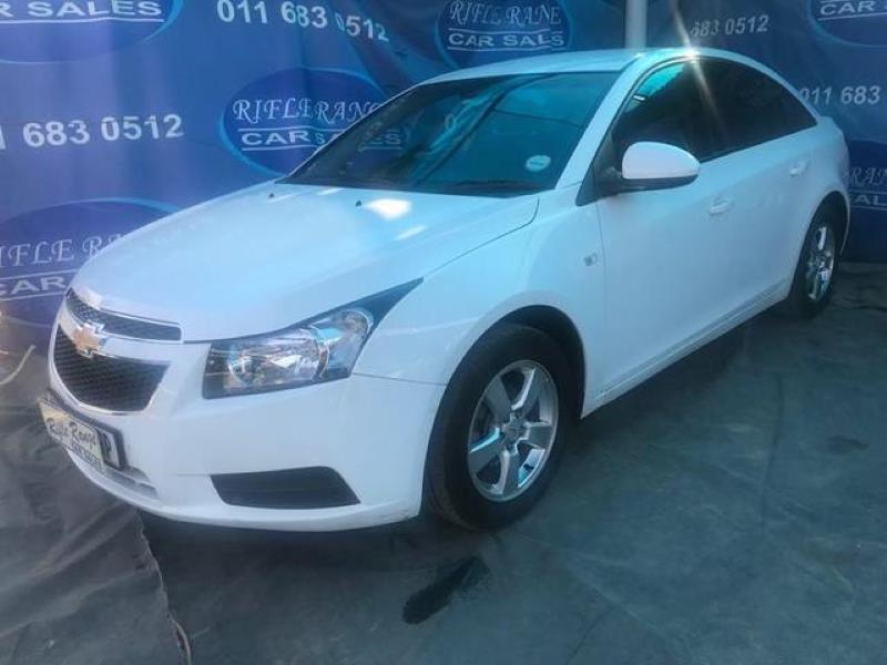 2012 Chevrolet Cruze 1.6 L