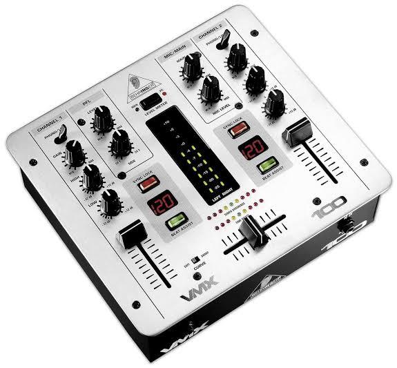 Beringer mixer
