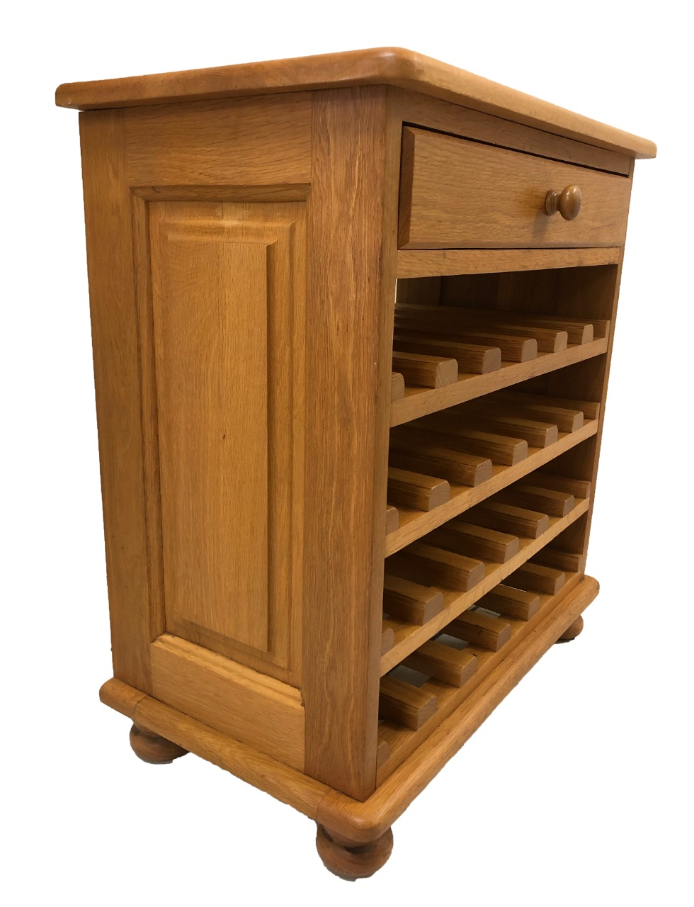Wooden 24 Place Wine Rack for Sale!