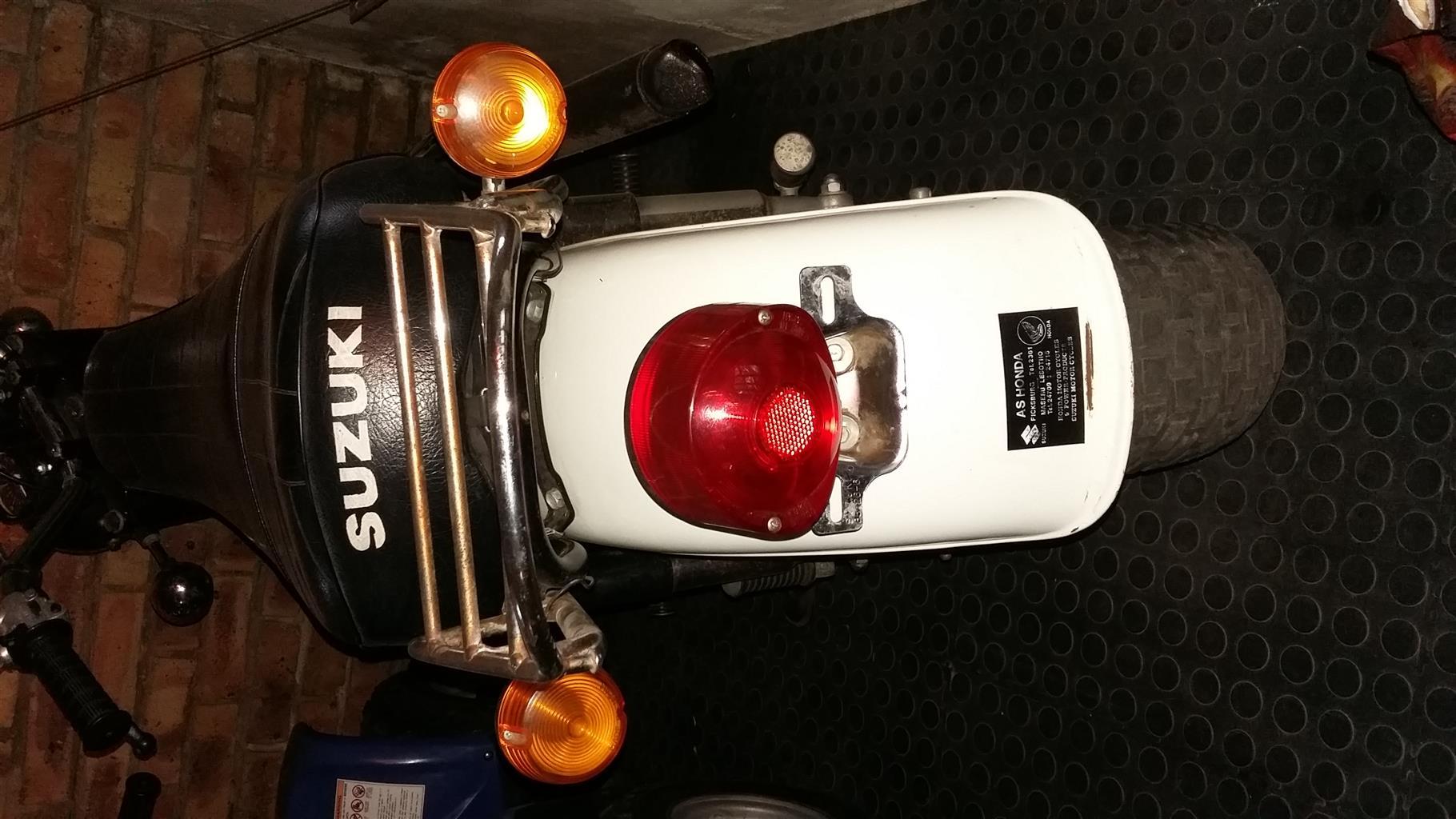 1981 Suzuki RGV