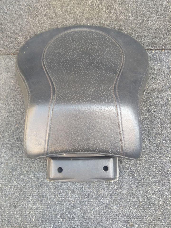 Harley Sportster XL 883 Passenger Pillion Seat Rear