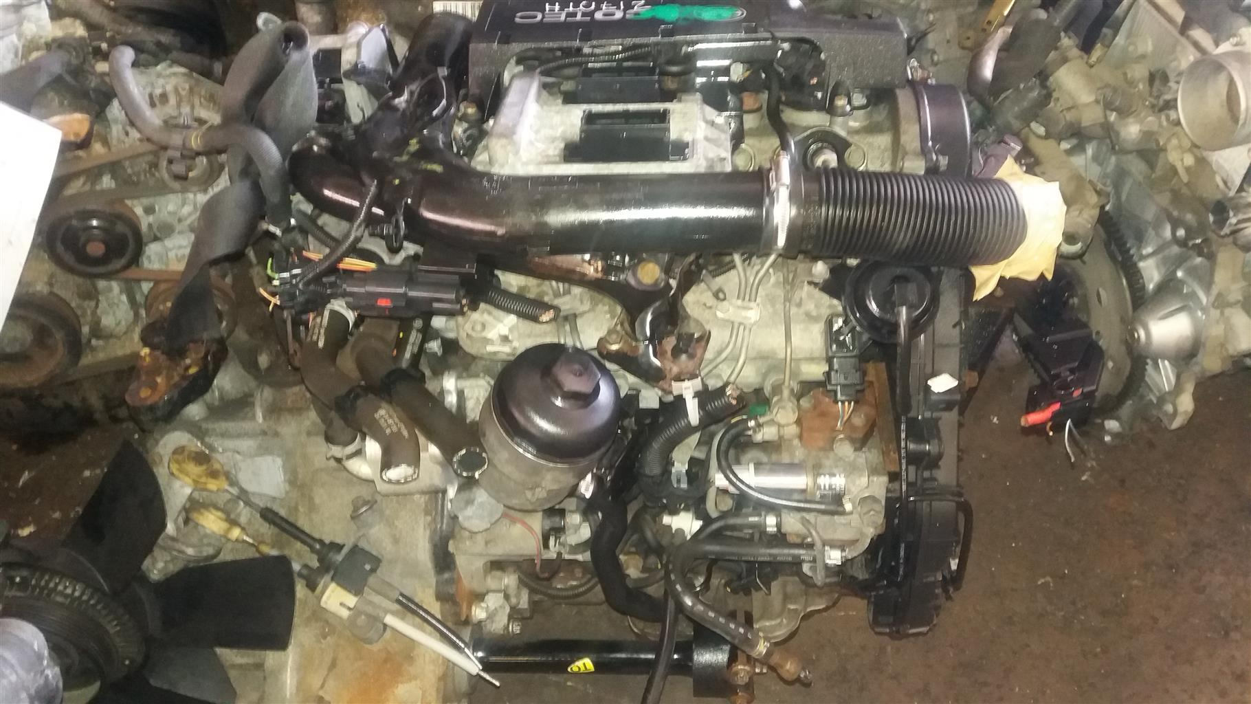 Opel Ecotec 1.7 Engine
