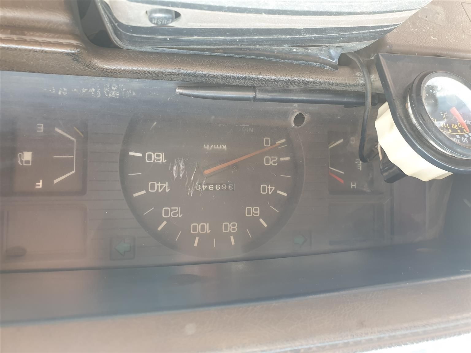 1990 Toyota Hilux 2.4GD