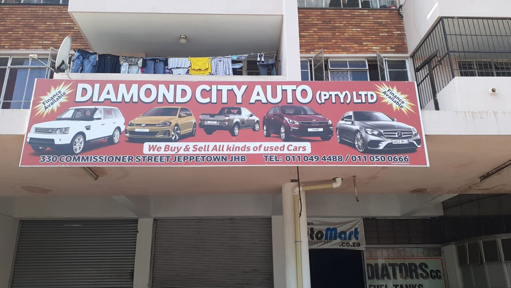 Find Diamond City Auto's adverts listed on Junk Mail