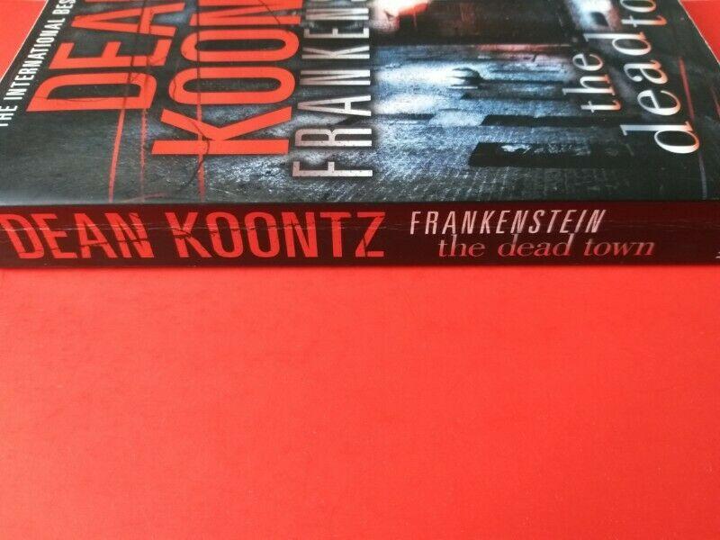 The Dead Town - Dean Koontz - Dean Koontz's Frankenstein #5.