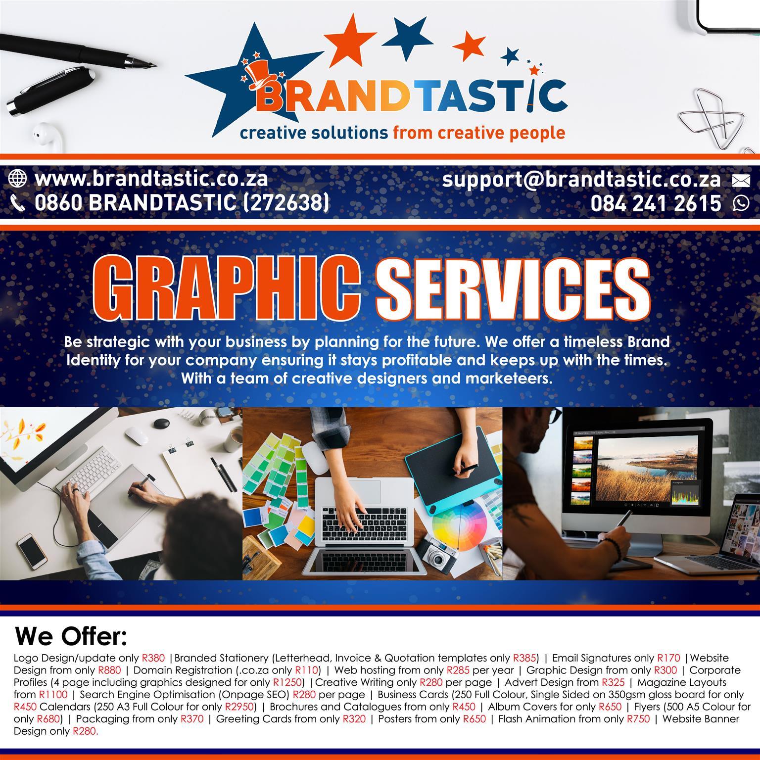 Graphic Design & Marketing For Maximum Impact!!!
