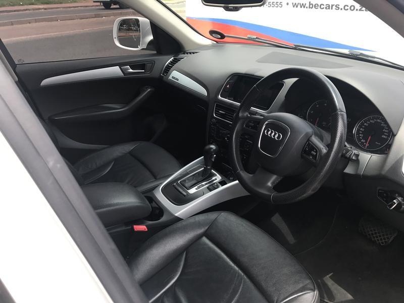 2009 Audi Q5 3.0TDI SE quattro