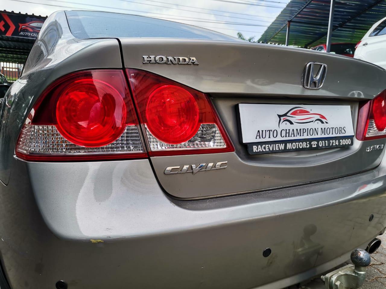 2009 Honda Civic sedan 1.8 EXi automatic