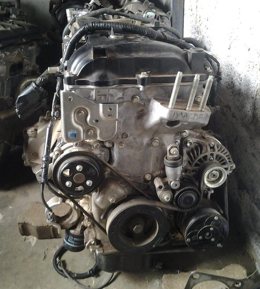 Mazda 2 Engine