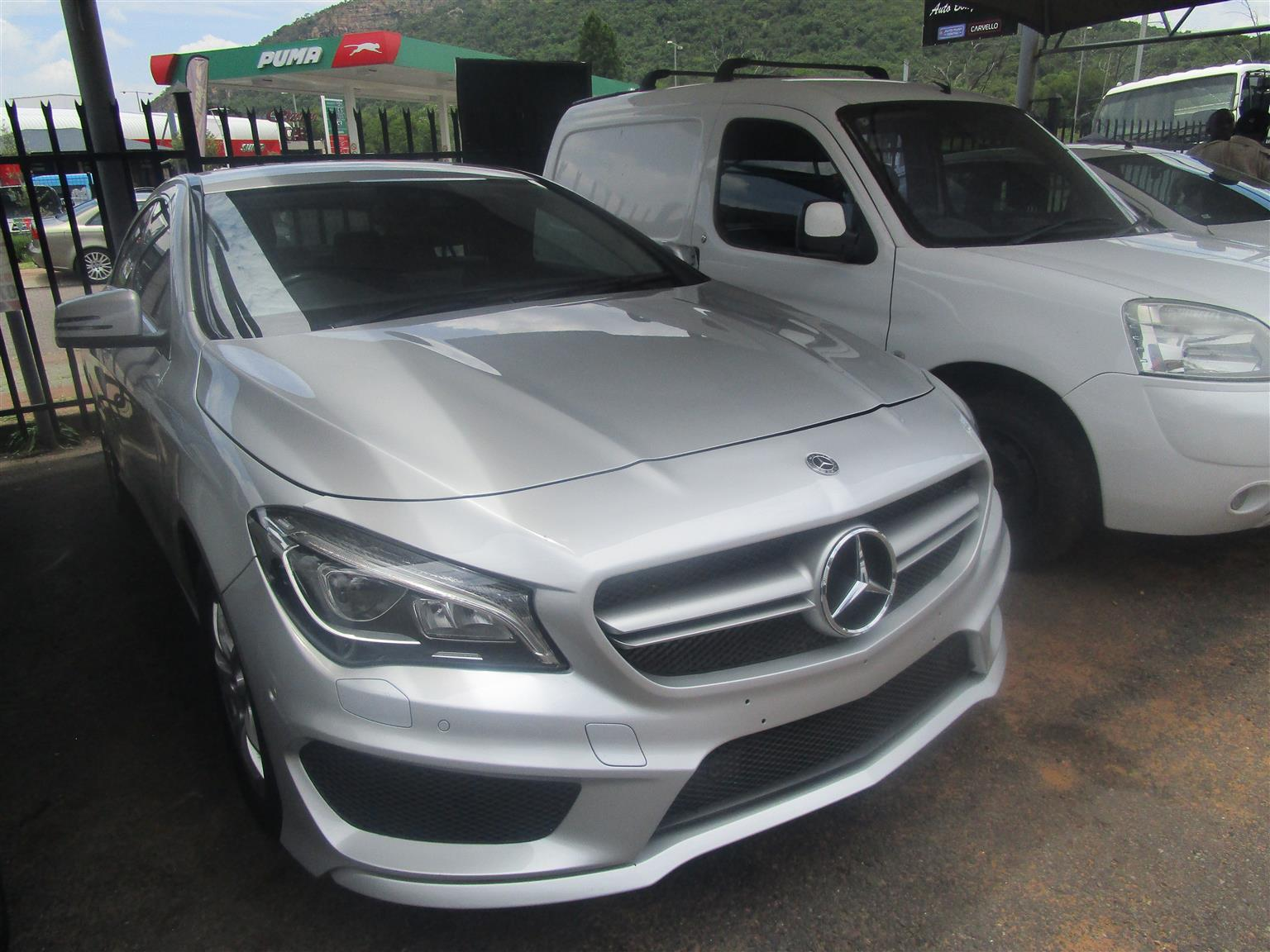 2018 Mercedes Benz CLA 200