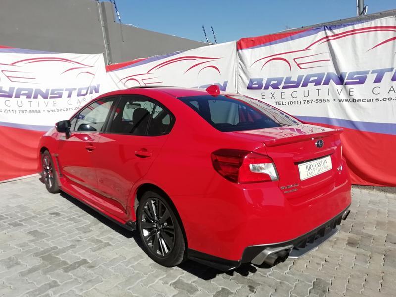 2015 Subaru WRX 2.0  PREMIUM SPORT LINEARTRONIC