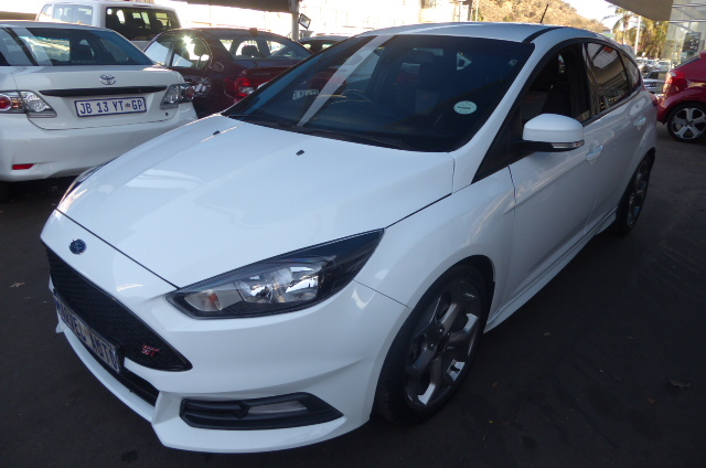 2018 Ford ST Focus
