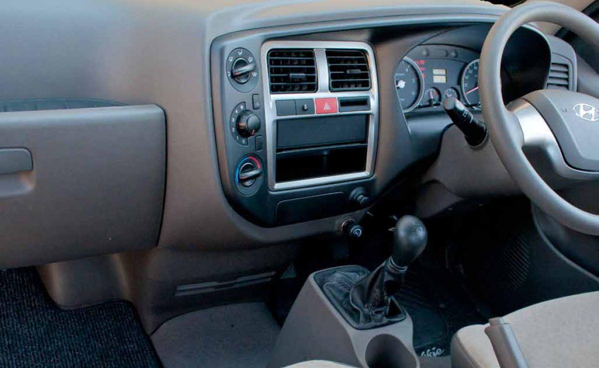 Power steering rack, steering box and dash board - Hyundai
