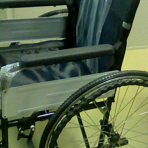 Hospital wheelchair manual