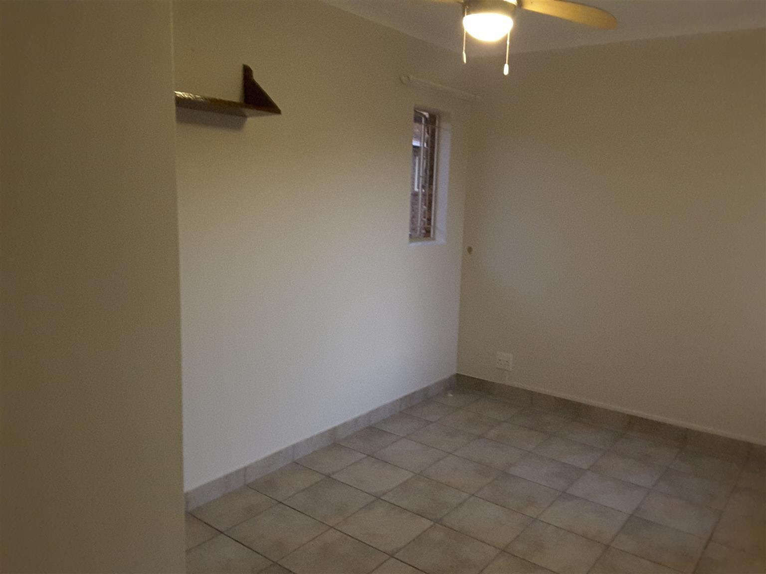 2 Slaapkamer woonstel te huur in Doornpoort.