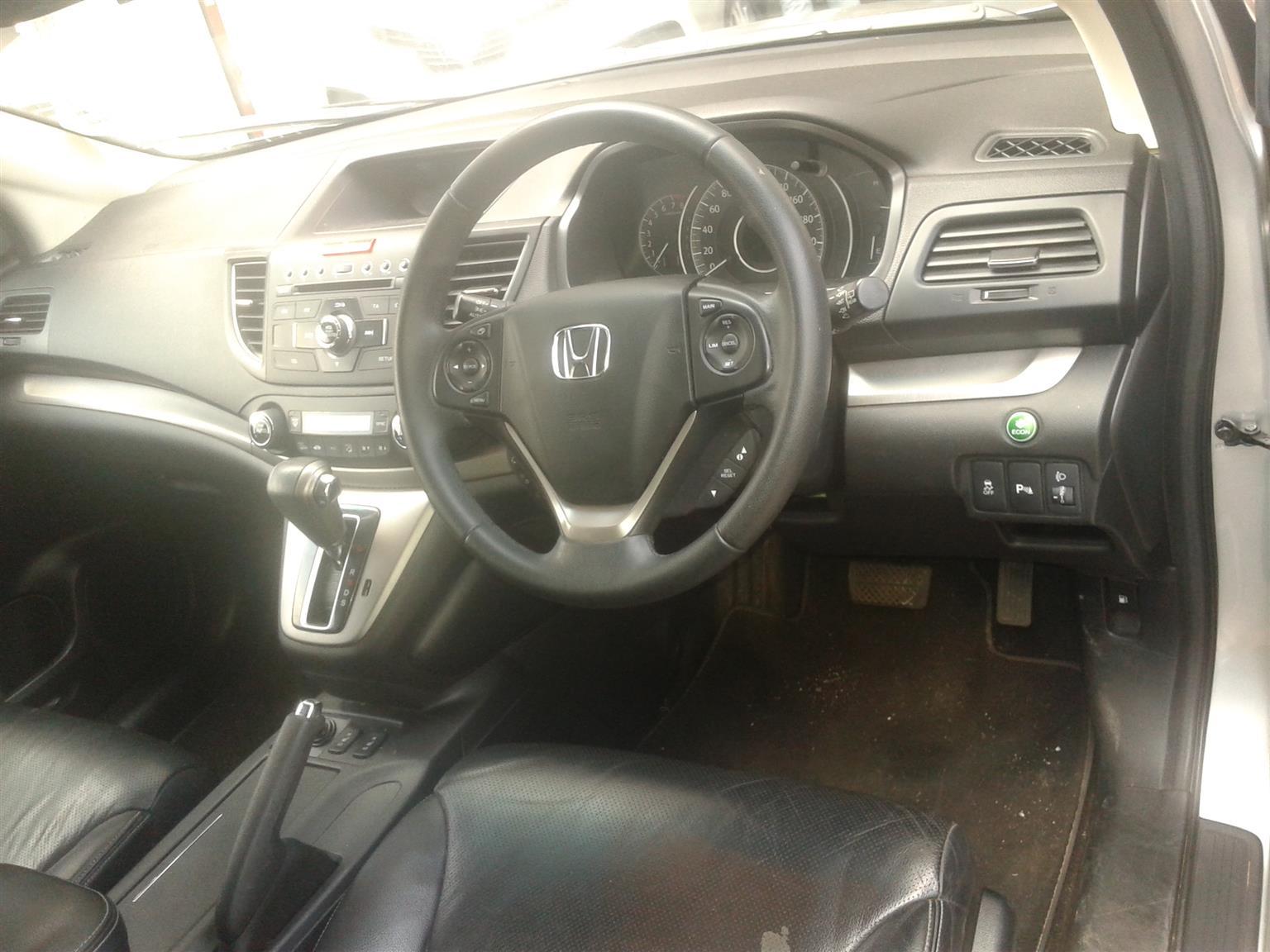 2013 Honda CR-V 2.4 Executive